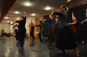 Workshop for Flamenco